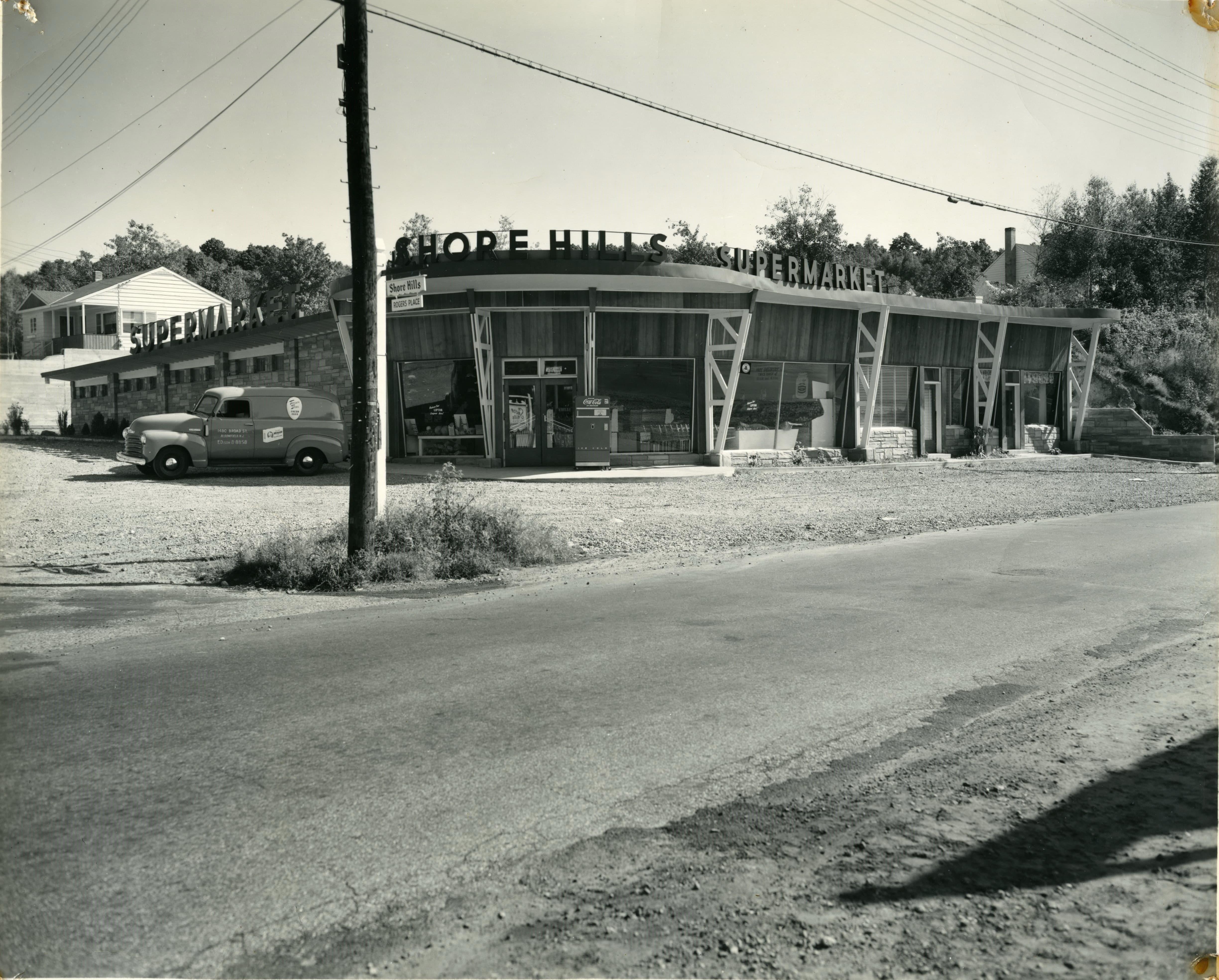 The original Shore Hills Grocery
