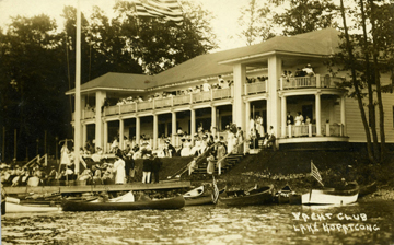 LHYC Club House Celebrates 100 Years | Lake Hopatcong News
