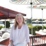 Alice Szigethy, new owner of The Windlass Restaurant.