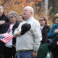 Veterans Day service in Hopatcong.