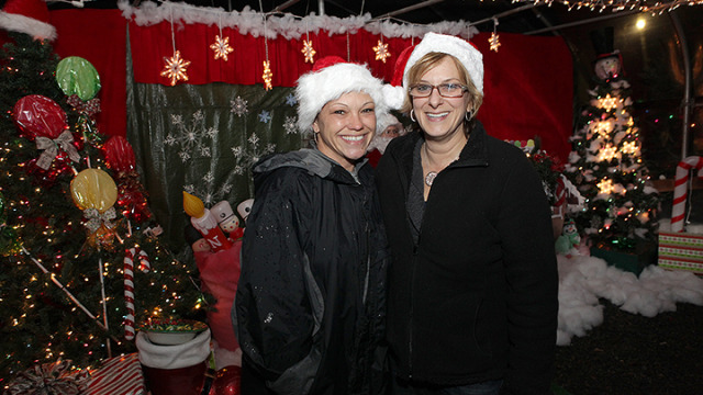 Samantha Prestifilippo and Dolores Calo, co-owners of Presto Flowers.