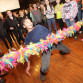 Shayla Fisher, 12, during the Limbo competition.