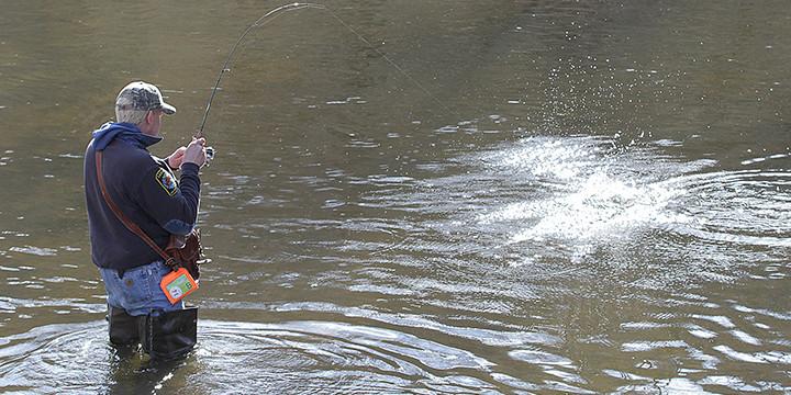 Trout season opens lake hopatcong news for Lake hopatcong fishing