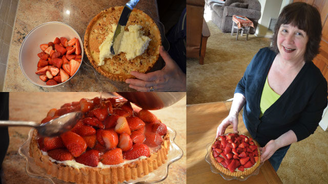 Cooking with Scratch- Barbara Simmons and Tarte